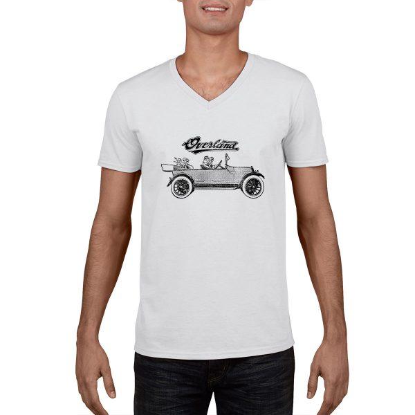 Overland - Vintage Ad - T-Shirt