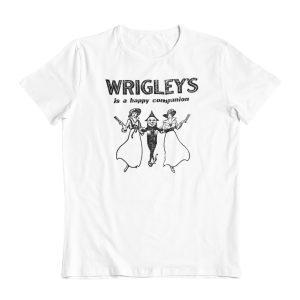 Wrigleys Chewing Gum - Vintage Ad - T-Shirt