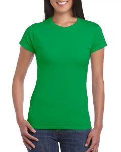 Women's Crew Neck - Irish Green