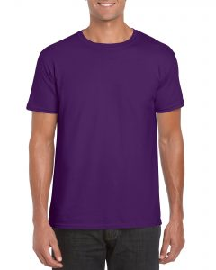 Men's/Unisex Crew Neck - Purple