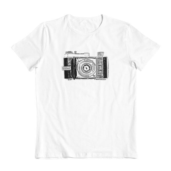 Vintage KODAK Camera T-Shirt