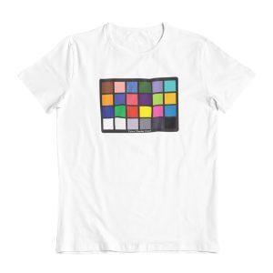 Colour Checker Chart T-Shirt