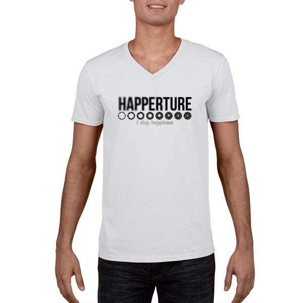 Happerture – f stop happiness T-Shirt