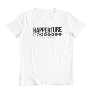 Happerture - f stop happiness T-Shirt