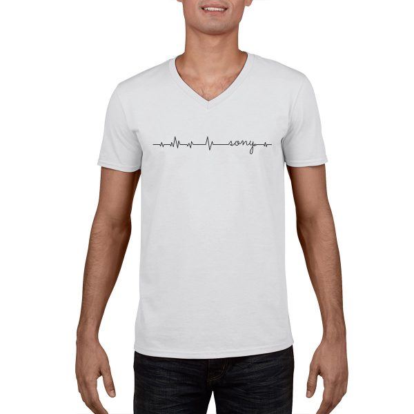 Heartbeat Sony T-Shirt