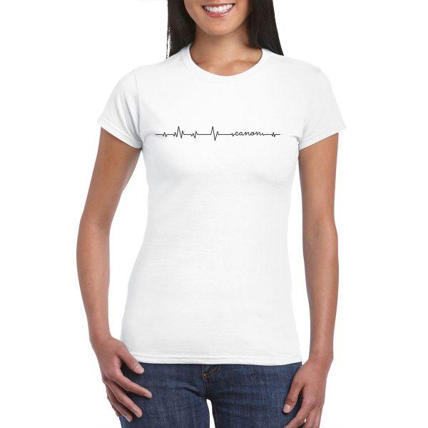 Heartbeat Canon T-Shirt