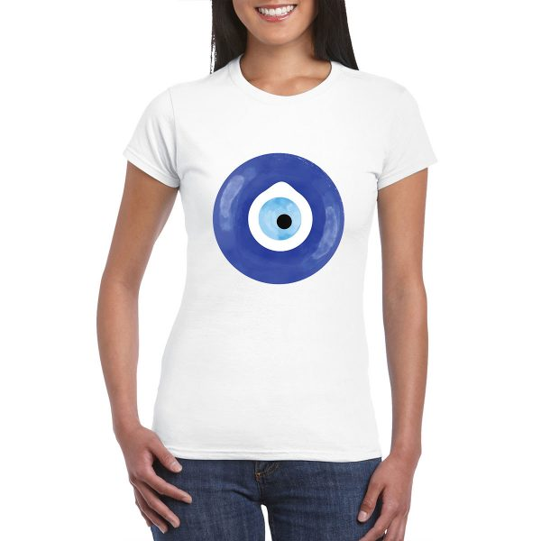 Evil Eye Charm T-Shirt