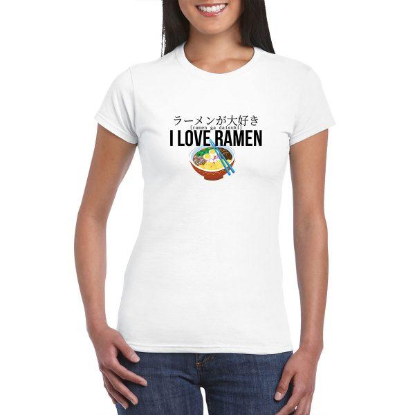 I Love Ramen T-shirt