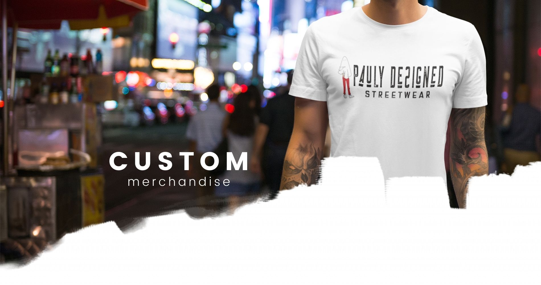 Pauly Designed Custom Merchandise