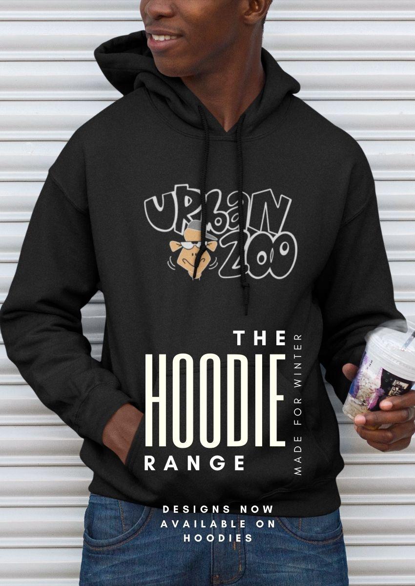 Pauly Designed Hoodie Range