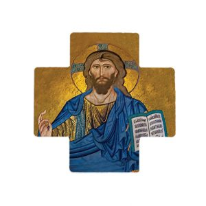 Jesus Christ Ceramic Cross